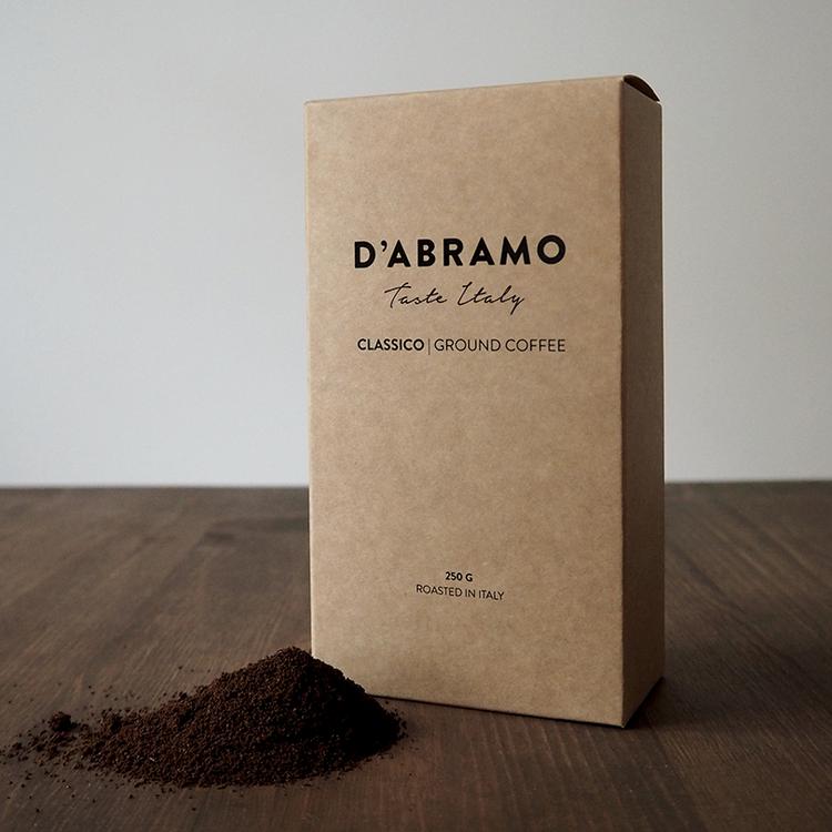 Moka kaffe, 3 paket à 250 gr