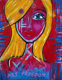 """ART FREEDOM"""