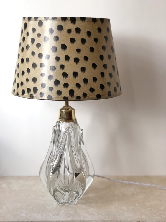 Bohemia Crystal Table Lamp