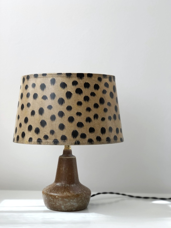 Gunnar Nylund small Ceramic Table Lamp for Rörstrand