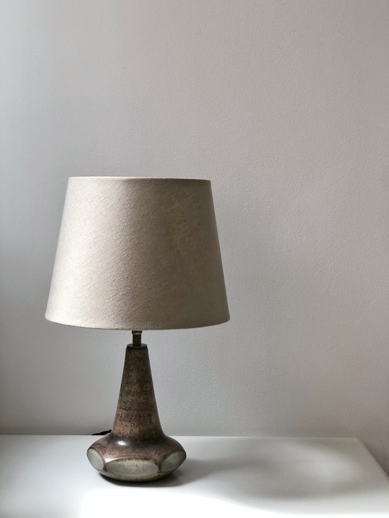 Marianne Starck Pottery Table Lamp model 6259. 1960s.