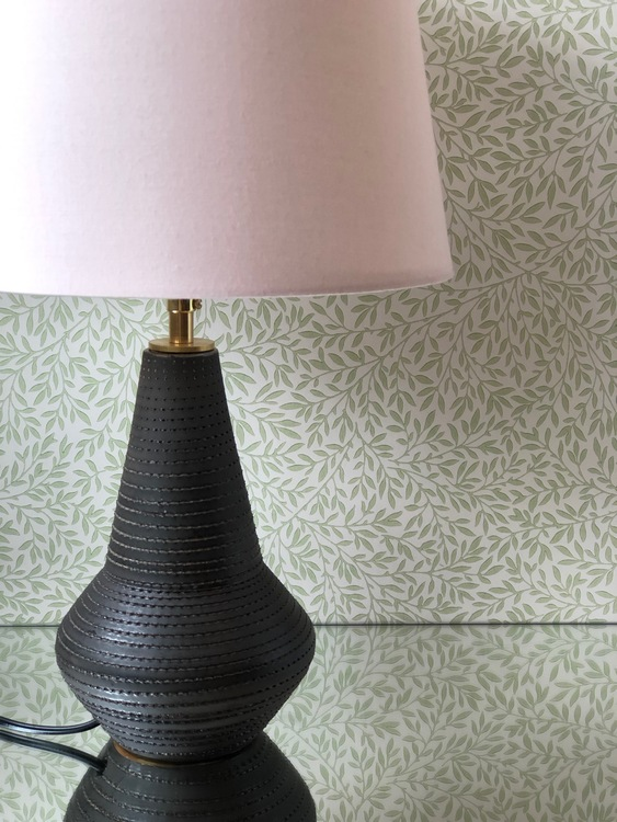 Nittsjö Scandinavian Modern Ceramic Table Lamp