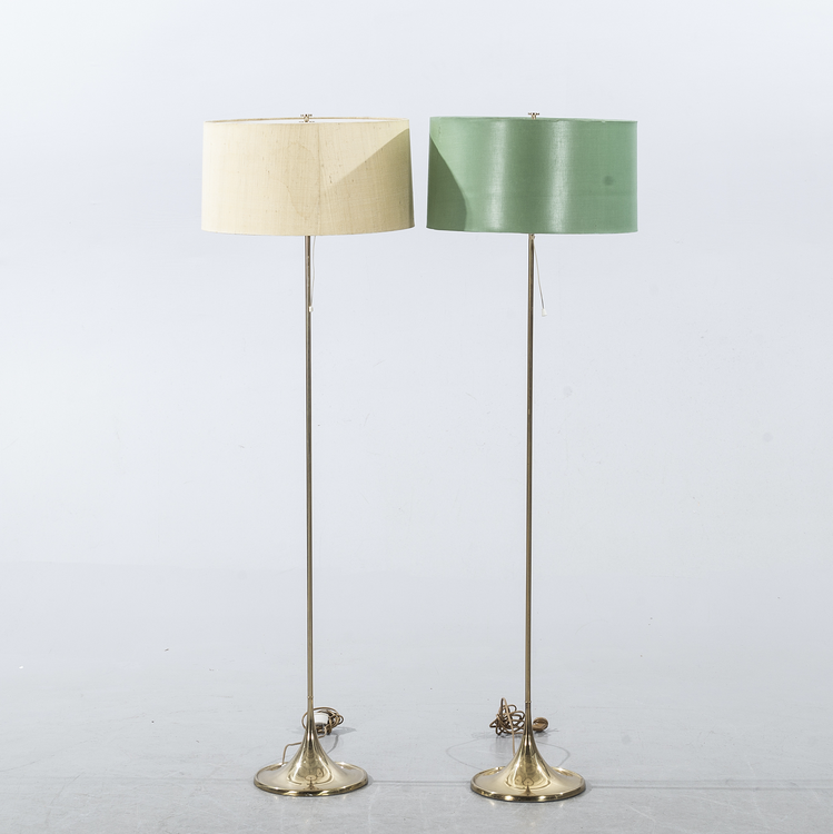 Bergboms Floor Lamp model G-024