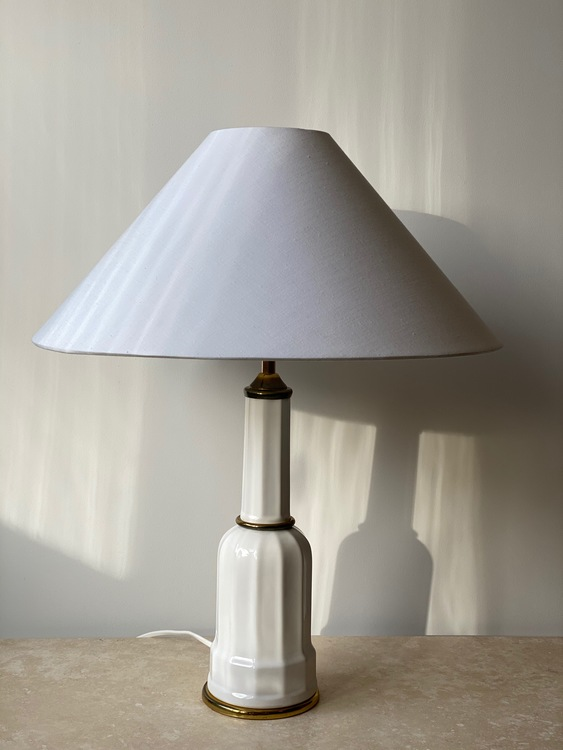 Heiberg Large Table Lamp. 1960s.