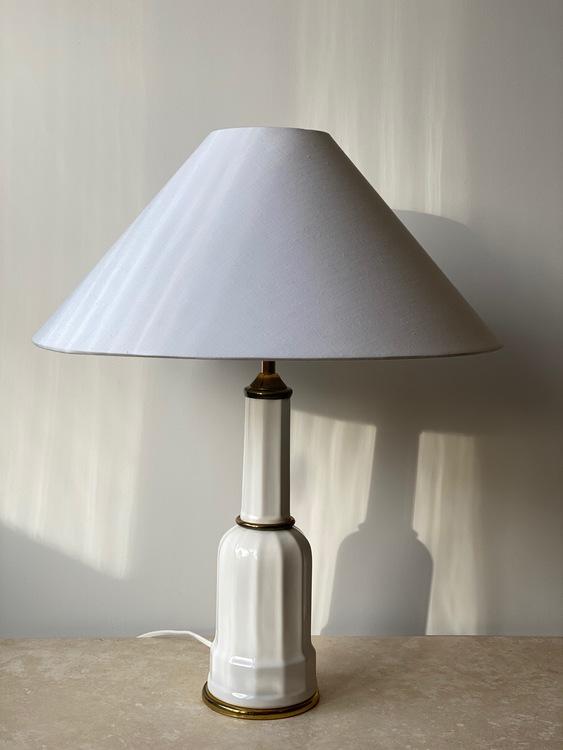 Heiberg Large Table Lamp. 1960s.