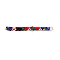 Halsband Halvstryp Tyg FloralFiona