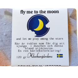 Naturtvål Fly me to the moon