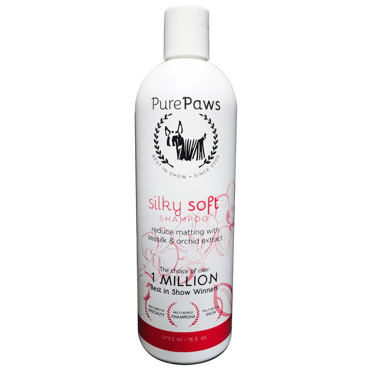 Pure Paws Silky Soft Shampoo - Sulfat Free