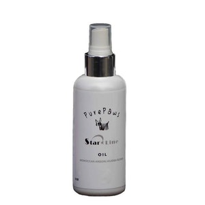 Pure Paws Star Line Oil (Moroccan Argan/Jojoba)