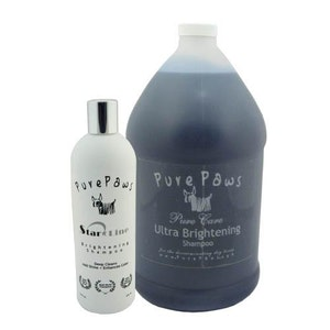 Pure Paws Star Line Brightening Shampoo