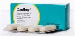 Canikur Tuggtablett 12 st tabletter
