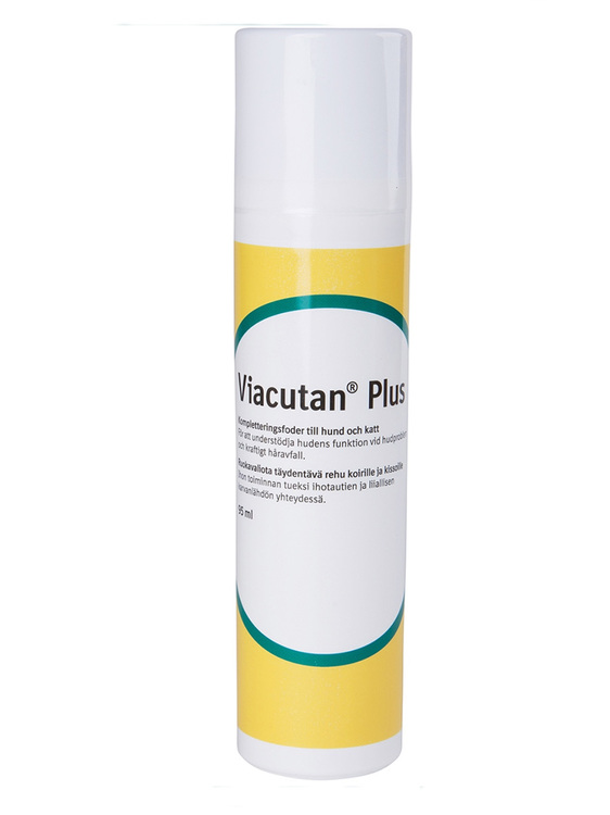 Viacutan Plus pumpflaska