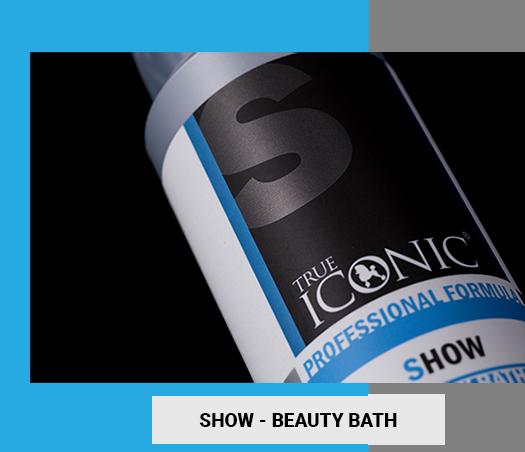 True Iconic Show Beauty Bath Shampoo