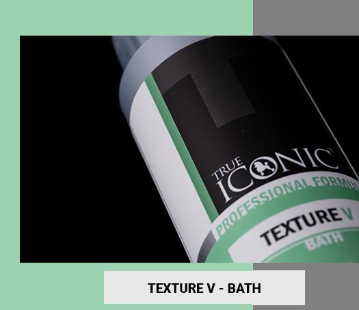 NYA!! True Iconic Texture V Bath Shampoo