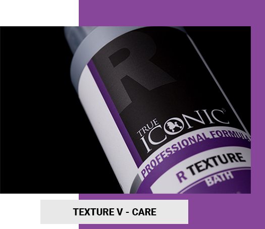 NYA!! True Iconic R-Texture Bath Shampoo