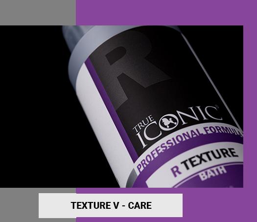 True Iconic R-Texture Bath Shampoo