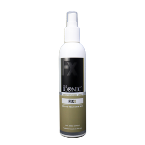 True Iconic Fixx Strong Hold Hair Mist