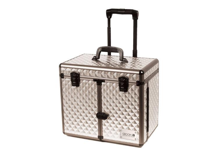 Groom-X Grooming Box med hjul - lite större