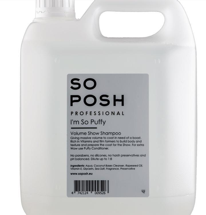 So Posh - I'm So Puffy (Volume Show Shampoo)