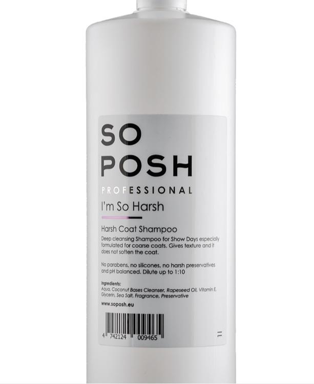 So Posh - I'm So Harsh Shampoo