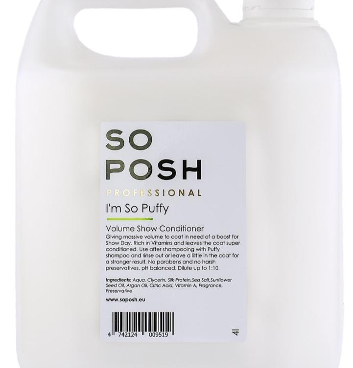 So Posh - I'm So Puffy (Volume Conditioner)
