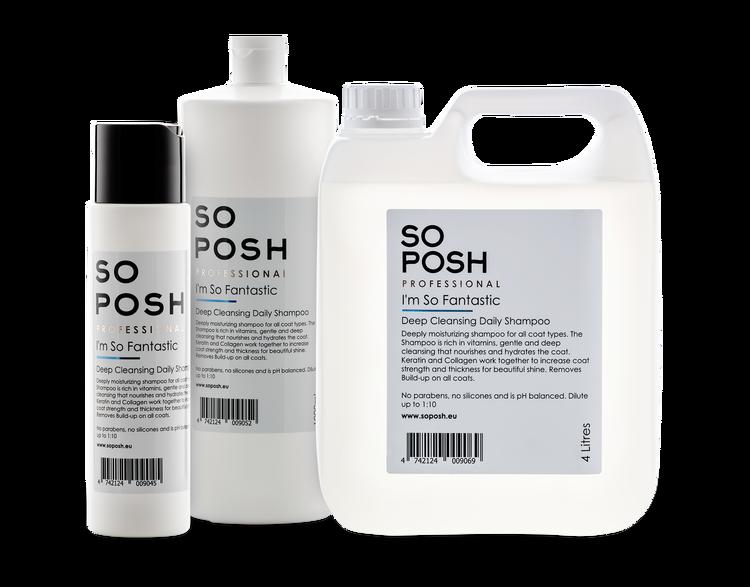 So Posh - I'm So Fantastic (Deep Cleaning Moisturizing  Shampoo)