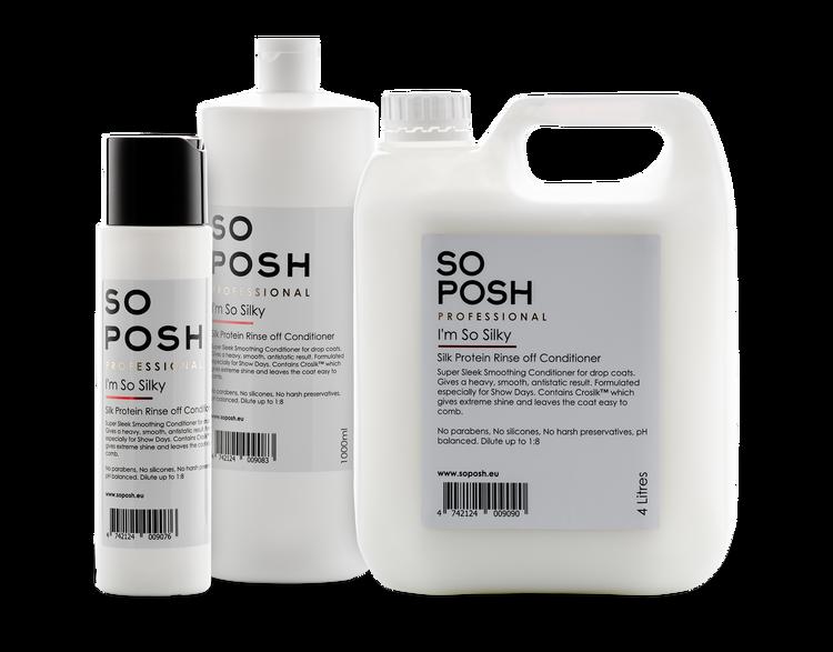So Posh - I'm So Silky (Silk Protein Rinse-off Conditioner)