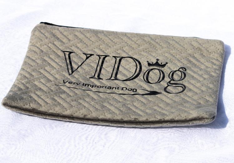 VIDog Sammetsväska