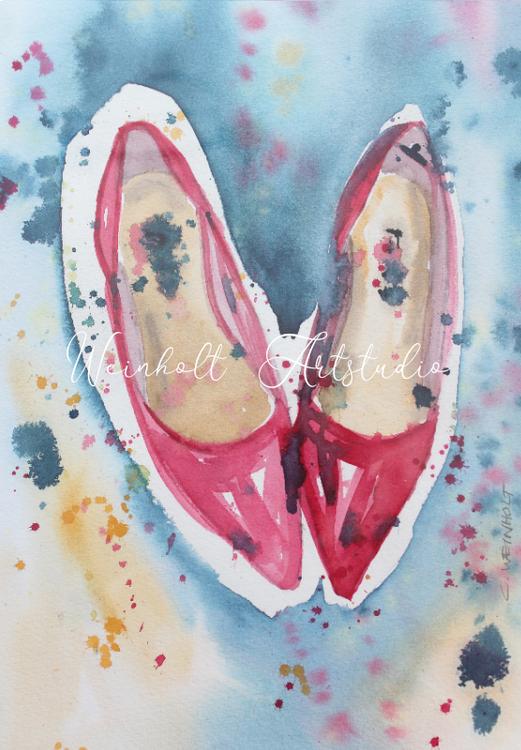 Låga skor