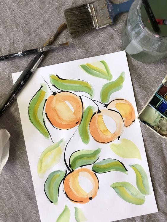 Apelsiner I
