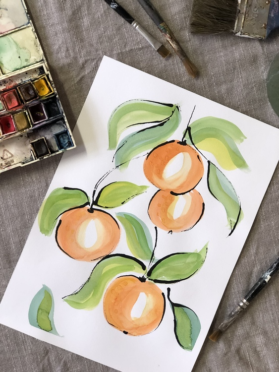 Apelsiner II
