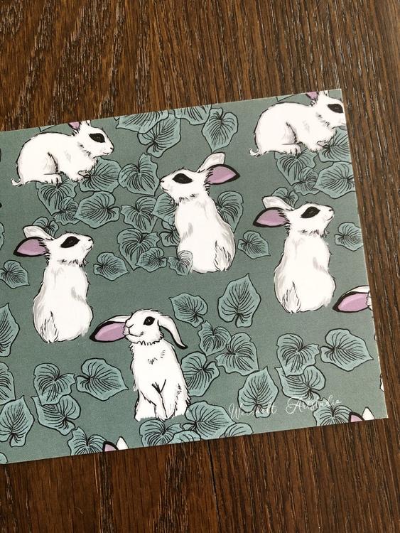 Kort kaninen