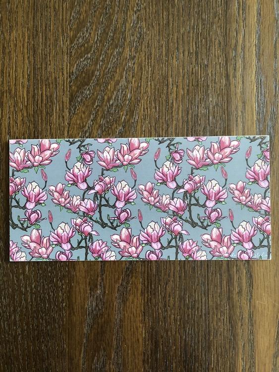 Kort magnolia