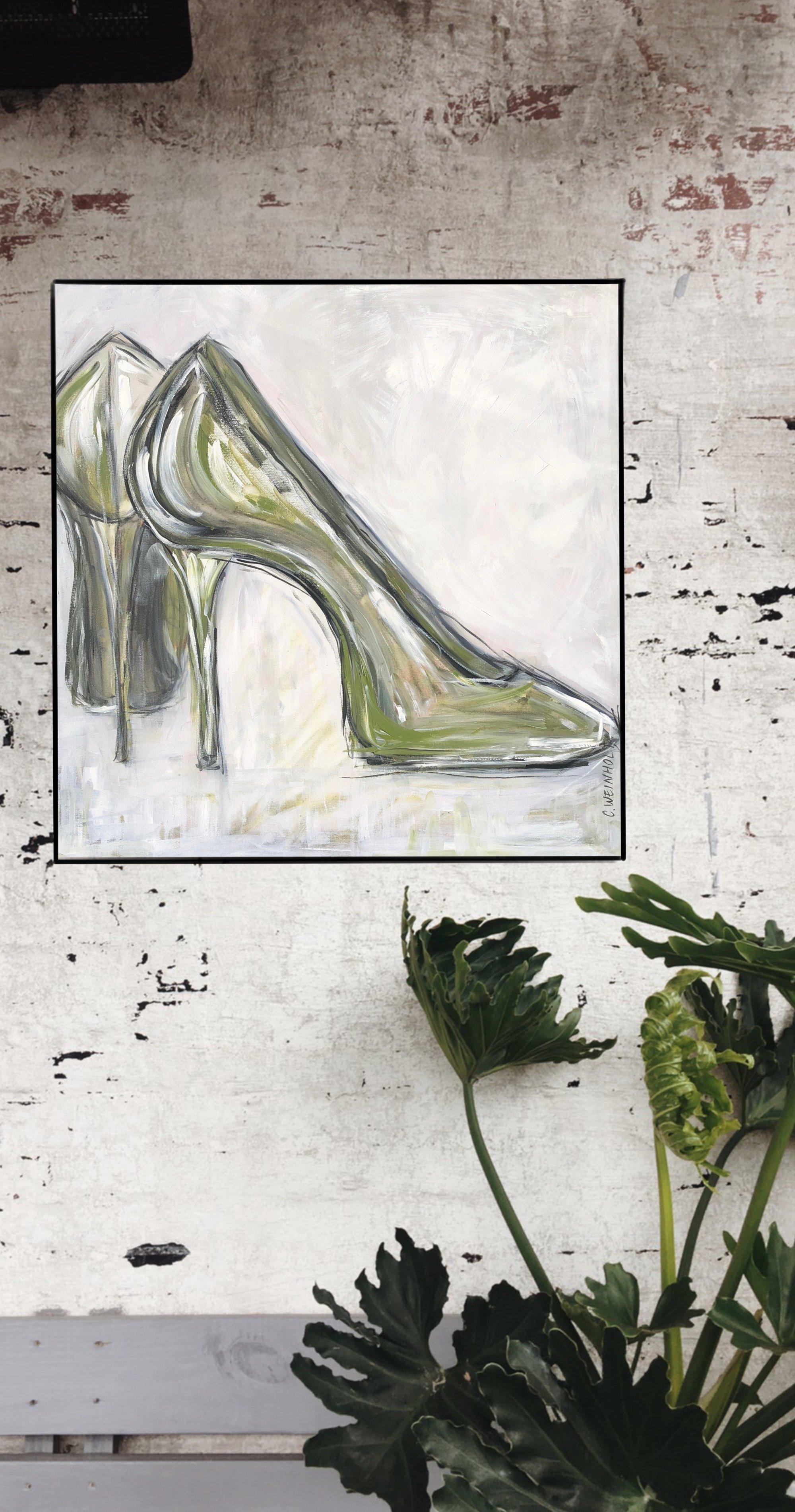Gröna skor