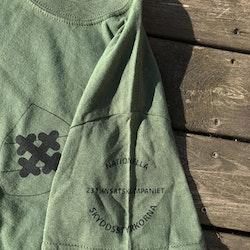 T-shirt 231.IK Grön