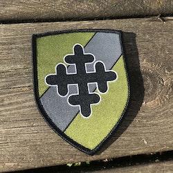 Tygmärke SewOn Ljusgrön 231.IK
