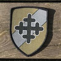 Tygmärke SewOn Mörkgrön 231.IK
