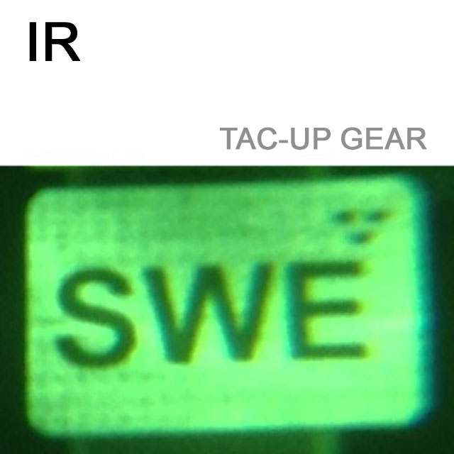 IR - SWE Flagga Dual IFF Grön/Svart_1