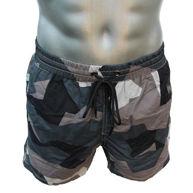 POSEIDON Swim Shorts M90 Grey