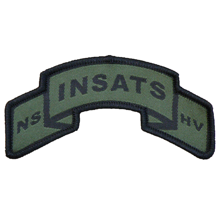 INSATS Scroll Patch.