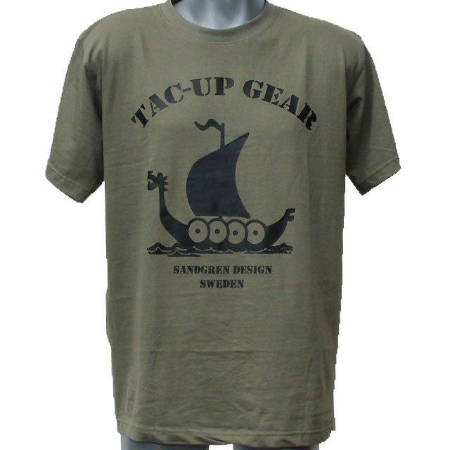 T-Shirt Khaki Green TUG