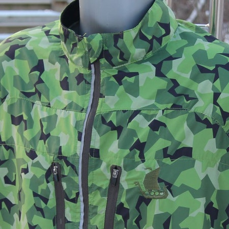 Running Jacket M90 MI close up.