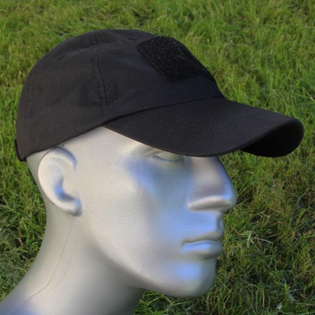 Baseball Cap Black.