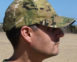 Baseball Cap Multicam Type