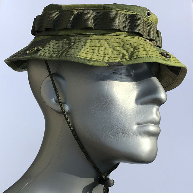 Sideview of a Boonie Hat M90.