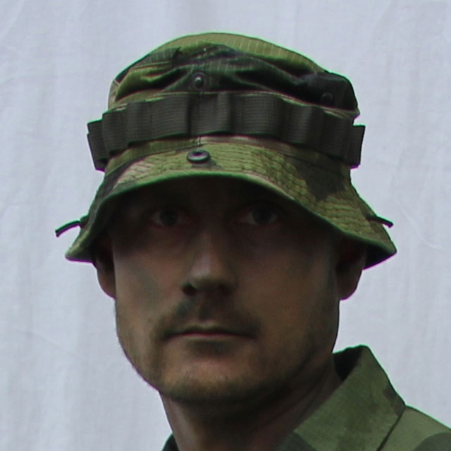 Front photo of a Boonie Hat M90.