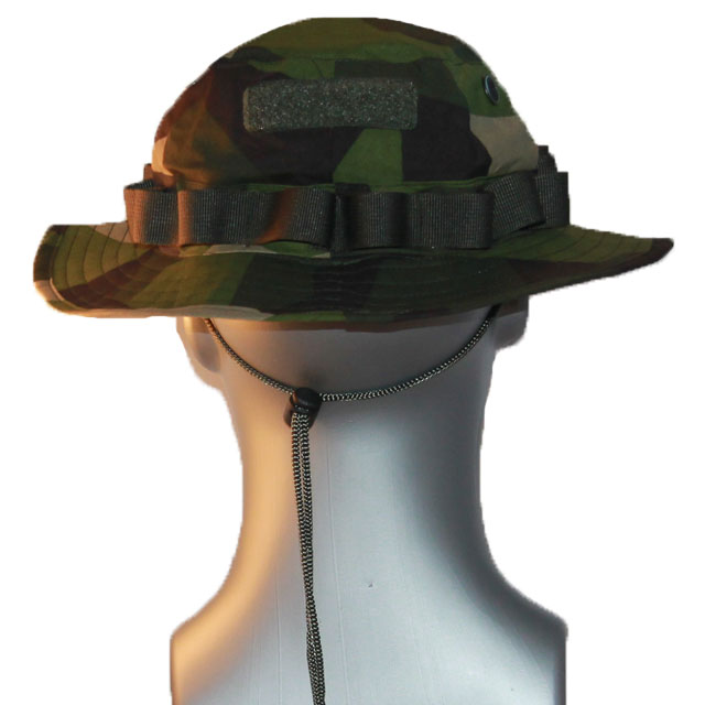 Boonie Hat NCWR M90 seen from behind