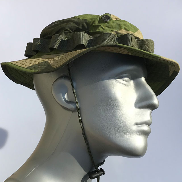 Excellent military Boonie Hat, the NCWR M90 is rainproof.