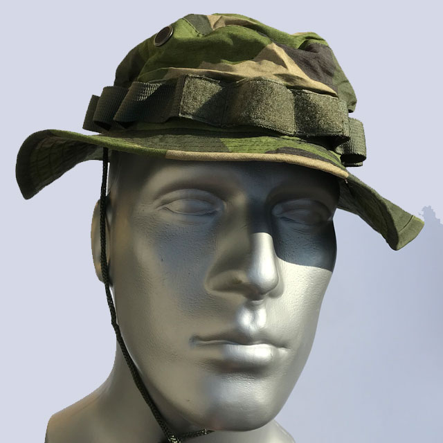 Frotn picture of a Boonie Hat NCWR M90.