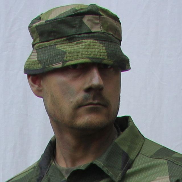 Bush hat M90 front view picture.